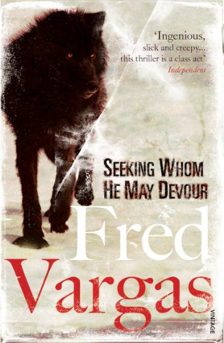 9780099515975: Seeking Whom He May Devour (Commissaire Adamsberg)