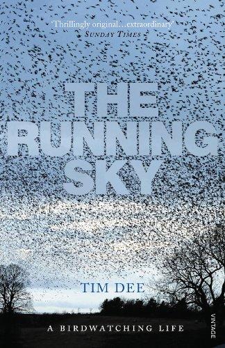 9780099516491: The Running Sky: A Bird-Watching Life