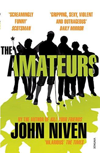 9780099516668: The Amateurs