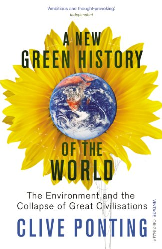 9780099516682: A New Green History Of The World: The Environment and the Collapse of Great Civilizations