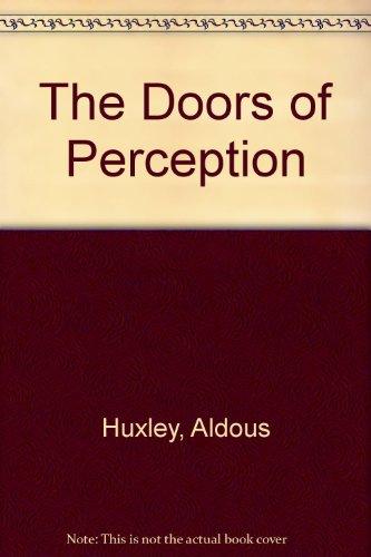 9780099518167: The Doors of Perception