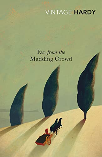 9780099518976: Far from the Madding Crowd (Vintage Classics Promo 75)