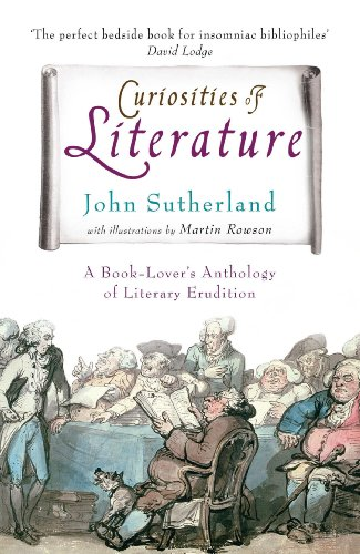 9780099519294: Curiosities of Literature: A Book-lover's Anthology of Literary Erudition