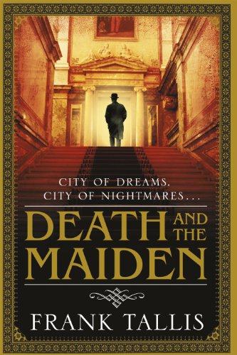 9780099519683: Death And The Maiden: (Liebermann Papers 6)
