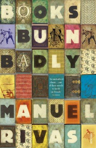 9780099520337: Books Burn Badly