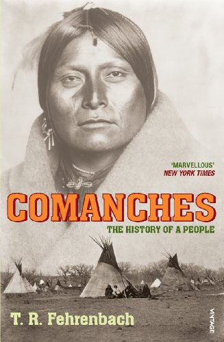 9780099520559: Comanches: The History of a People