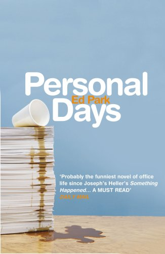 9780099520580: Personal Days