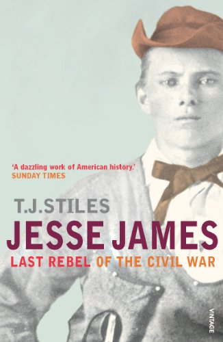 9780099521174: Jesse James: Last Rebel of the Civil War