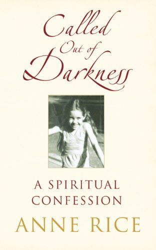 9780099522232: Called Out of Darkness: A Spiritual Confession
