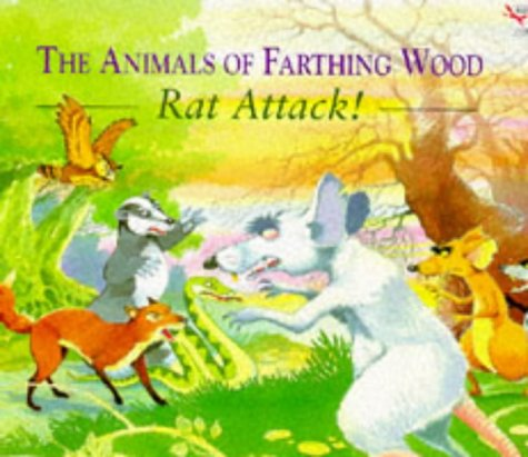 9780099522812: Rat Attack! (Red Fox picture books)