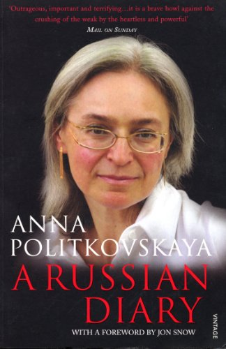 9780099523451: A Russian Diary: With a Foreword by Jon Snow