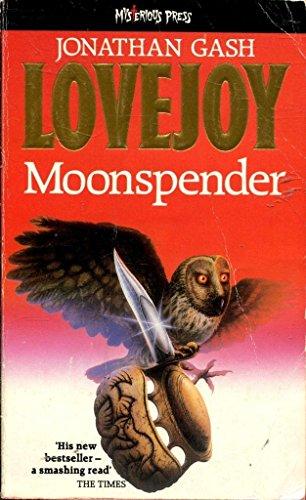 9780099523703: Moonspender: LoveJoy