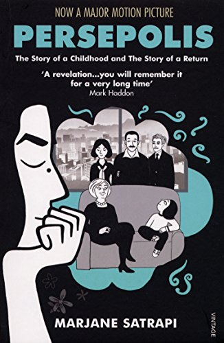 9780099523994: Persepolis I & II: The Story of a Childhood and The Story of a Return