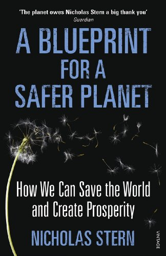 9780099524052: A Blueprint for a Safer Planet: How We Can Save the World and Create Prosperity