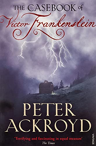 9780099524137: The Casebook of Victor Frankenstein