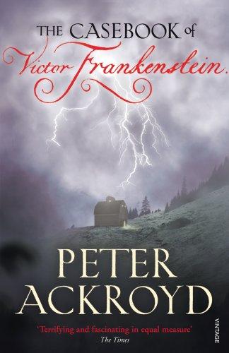 9780099524137: The Casebook of Victor Frankenstein
