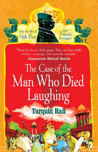 9780099525240: The Case of the Man who Died Laughing (Vish Puri 2)