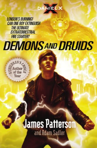 9780099525271: Demons and Druids. James Patterson and Adam Sadler (Daniel X)