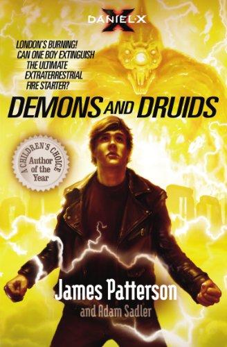 9780099525271: Demons and Druids. James Patterson and Adam Sadler (Daniel X)