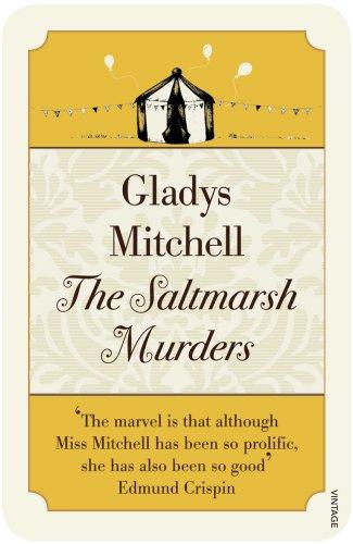 The Saltmarsh Murders: Gladys Mitchell