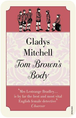 9780099526230: Tom Brown's Body