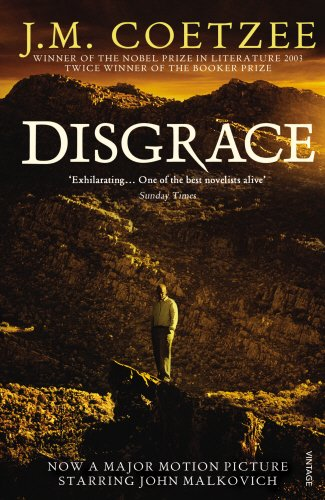 9780099526834: Disgrace (Movie Tie-in Edition)