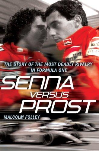 9780099528098: Senna Versus Prost