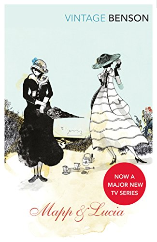 9780099528425: Mapp and Lucia (Vintage Classics Promo 117)