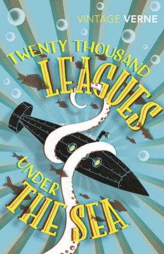Twenty Thousand Leagues Under the Sea (Vintage: Jules Verne
