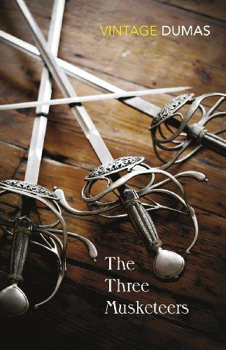 9780099528838: The Three Musketeers (Vintage Classics)
