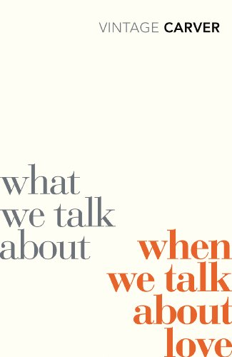 9780099530329: What We Talk About When We Talk About Love [Lingua inglese]