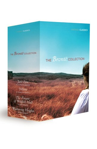 9780099530527: The Brontë Collection: Jane Eyre, Villette, The Tenant of Wildfell Hall, and Wuthering Heights (Vintage Classics)