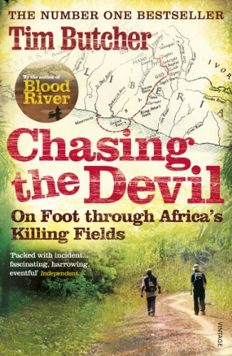 9780099532064: Chasing the Devil: On Foot Through Africa's Killing Fields