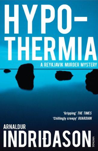 9780099532279: Hypothermia (Reykjavik Murder Mysteries 6)
