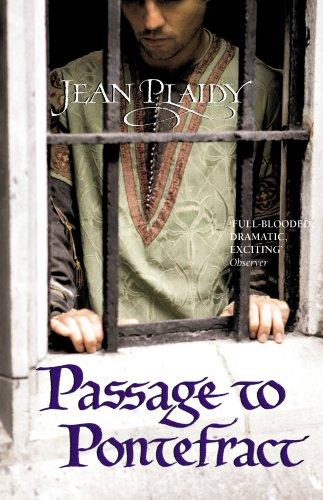 9780099533078: Passage to Pontefract (Plantagenet Saga)