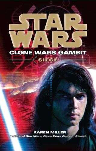 9780099533238: Star Wars: Clone Wars Gambit - Siege