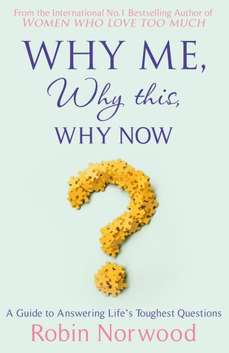 9780099534778: Why Me, Why This, Why Now: A Guide to Answering Life's Toughest Questions