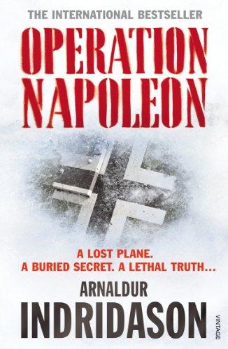 9780099535638: Operation Napoleon. Arnaldur Indriason