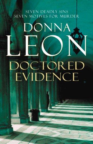 9780099536550: Doctored Evidence: (Brunetti 13)