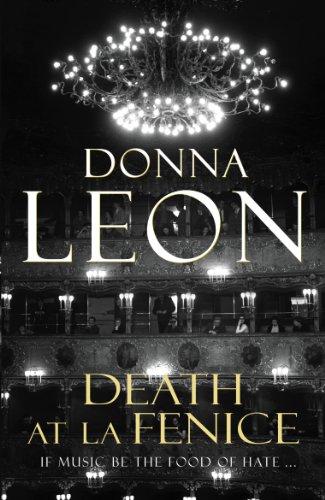 9780099536567: Death At La Fenice: (Brunetti 1)