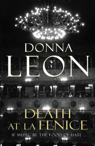 Death at La Fenice: (Brunetti 1) (Paperback)