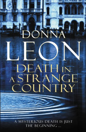 9780099536598: Death In A Strange Country: (Brunetti 2)