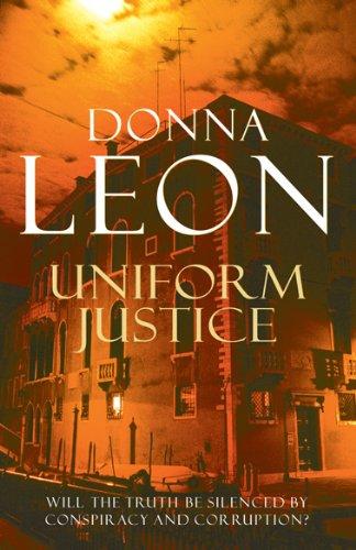 9780099536659: Uniform Justice (Brunetti)
