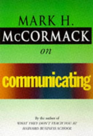 9780099536710: McCormack on Communicating