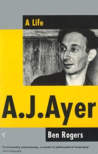 9780099536819: A. J. Ayer: A Life