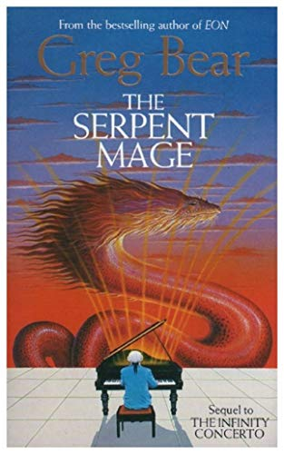 9780099537007: The Serpent Mage