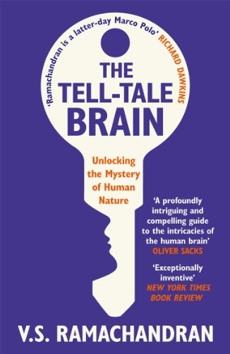 9780099537595: The Tell-Tale Brain: Unlocking the Mystery of Human Nature
