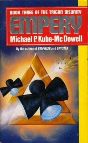 9780099538608: Empery: Book 3 Of The Trigon Disunity