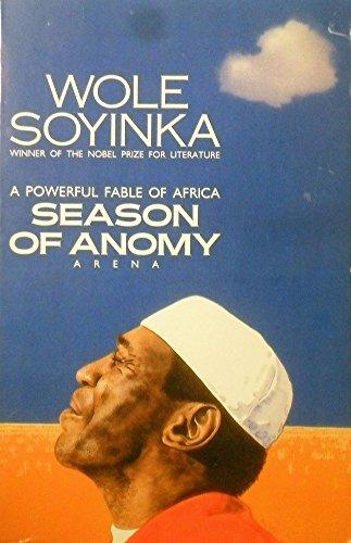 Season of Anomy: Wole Soyinka