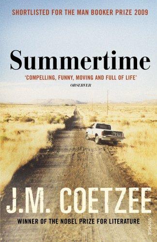 Summertime: J.M. Coetzee